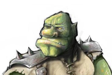 Grunt Goblin from Jezz