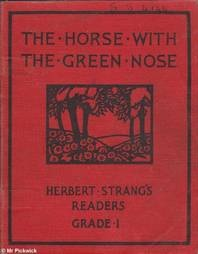The horse with the Green Nose