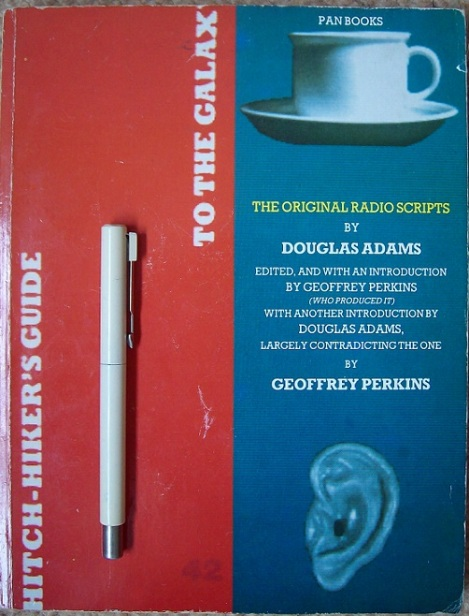 A Very Well Read Book - and a pen
