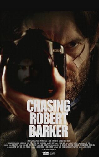 Chasing Robert Barker full poster