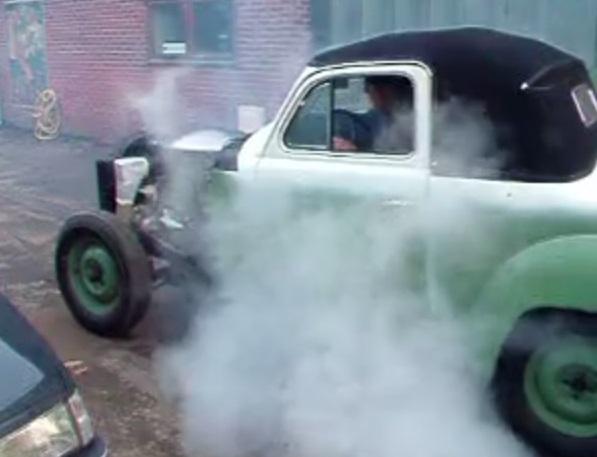 Keen Steamliner - cool!