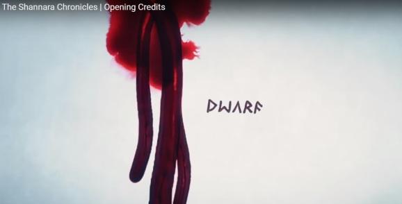 Shanara opening credits