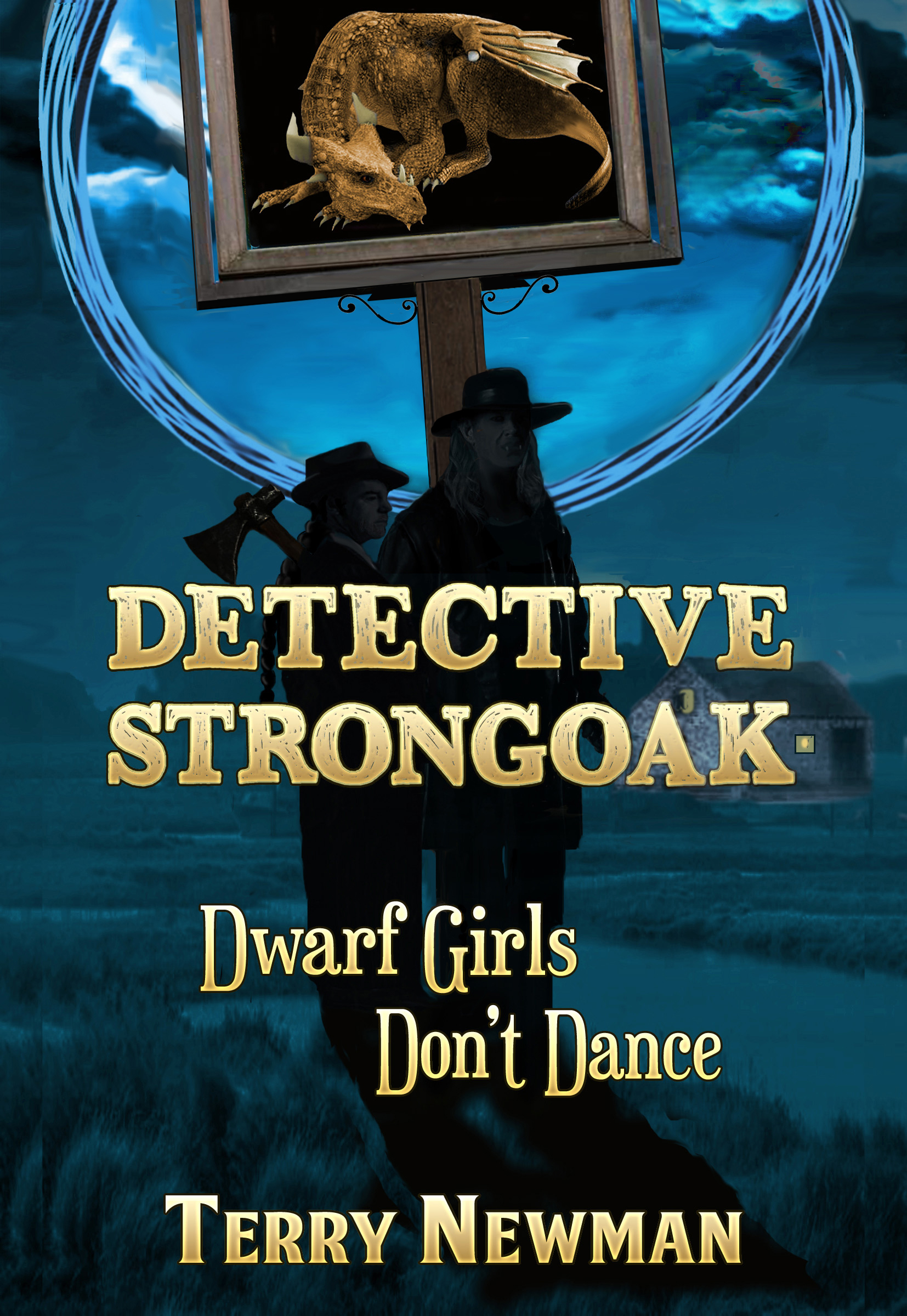 Dwarf Girls Don't Dance ebook cover 24.7.20